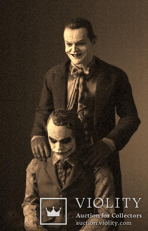 """Мистический снимок - """"Джокер + Джокер""""."""
