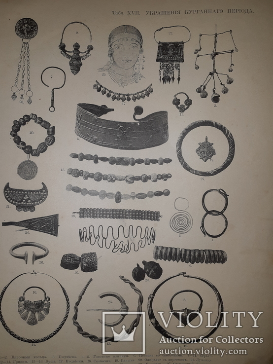 1913 Исторический атлас. Древности славянские, фото №13