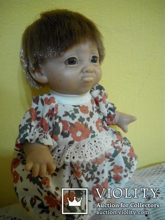 Характерная кукла D'anton Jos 17см Испания, фото №8