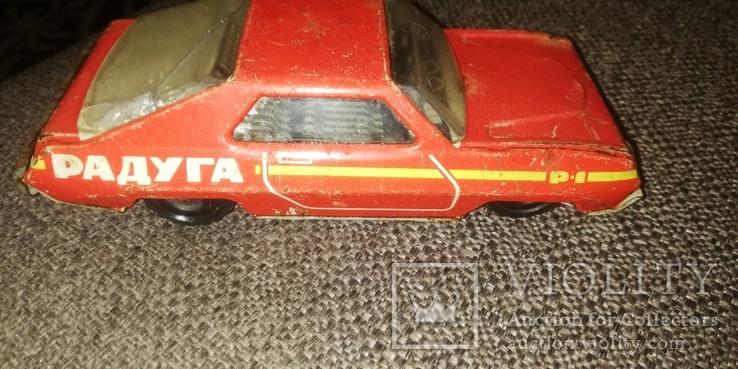 Машина Радуга, фото №2