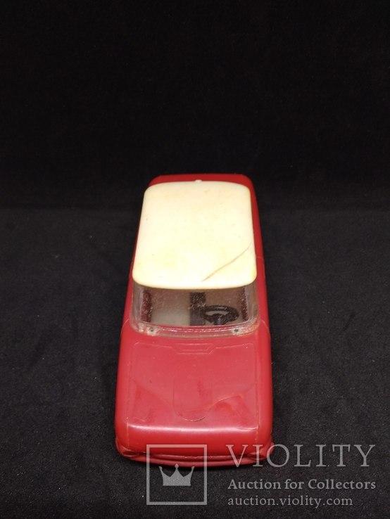 Машинка ЗАЗ ( красная), фото №8
