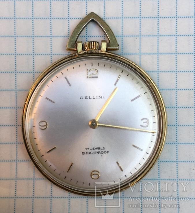 Наградные часы Cellini., фото №3