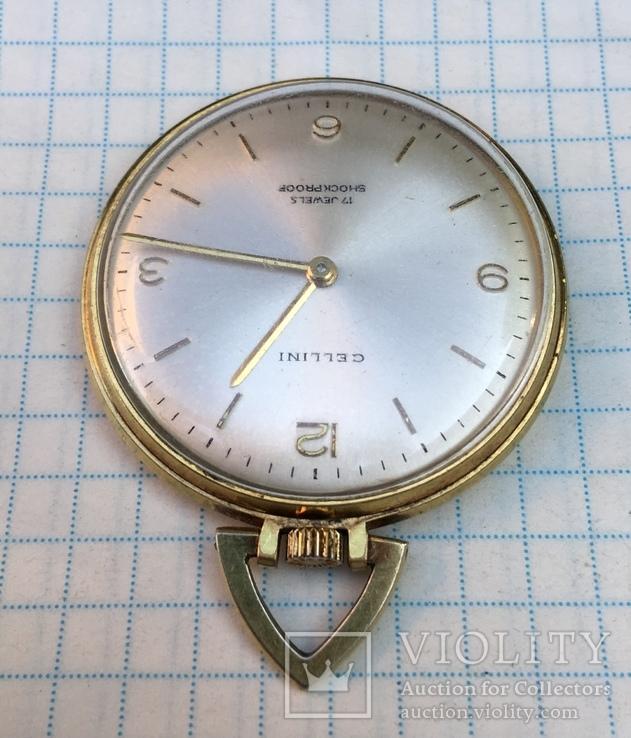 Наградные часы Cellini., фото №5