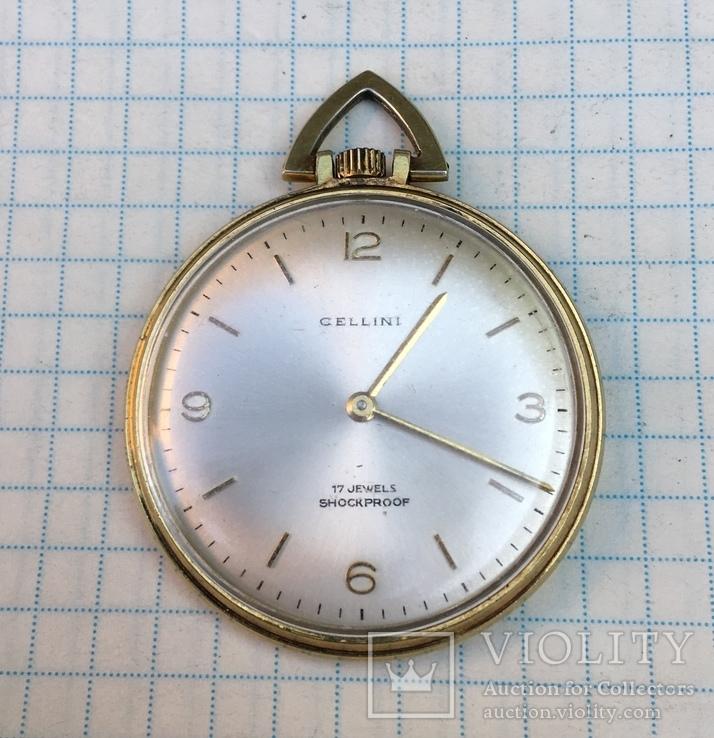Наградные часы Cellini., фото №10