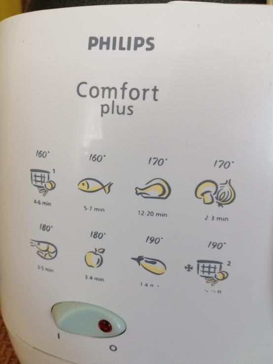 Фритюрниця PHILIPS, фото №6