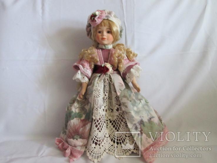 Кукла в авторском платье.№2