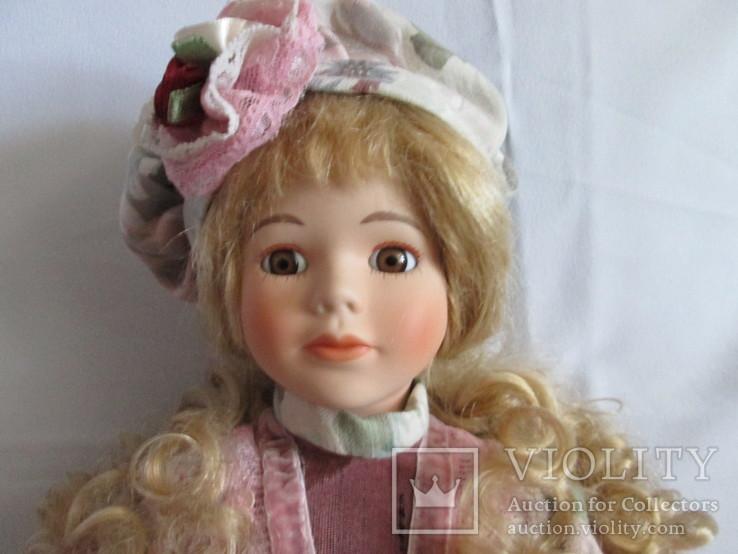 Кукла в авторском платье.№2, фото №3