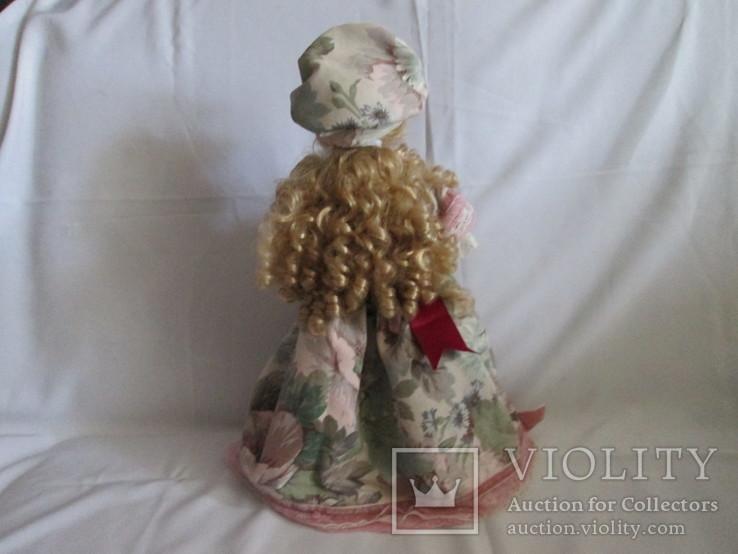 Кукла в авторском платье.№2, фото №5