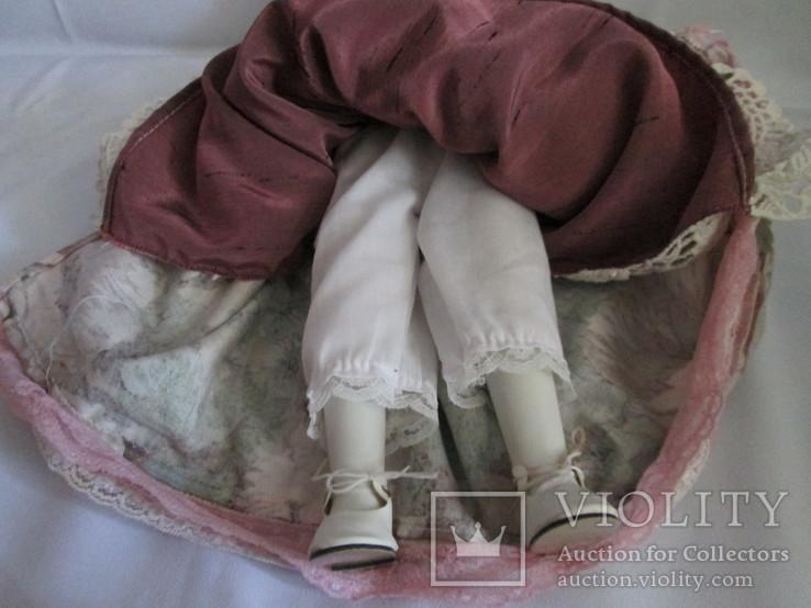 Кукла в авторском платье.№2, фото №7