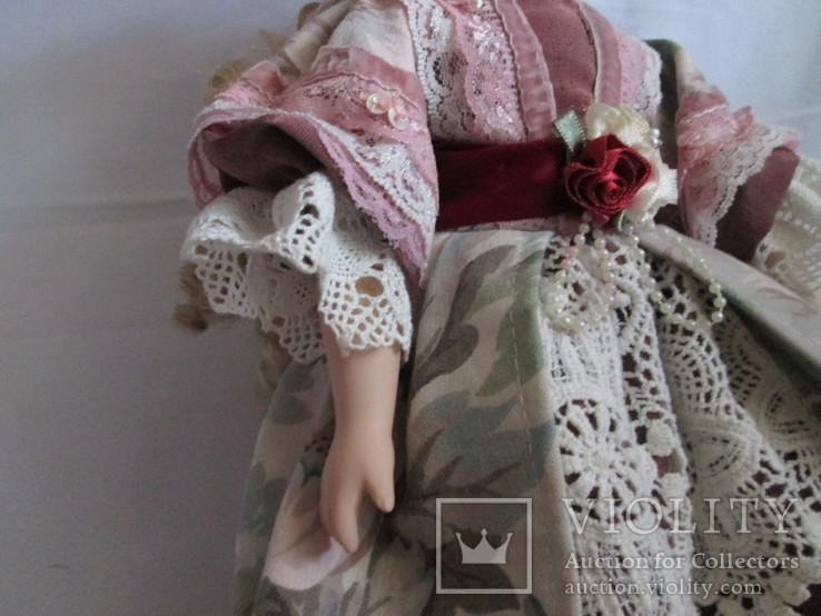 Кукла в авторском платье.№2, фото №10