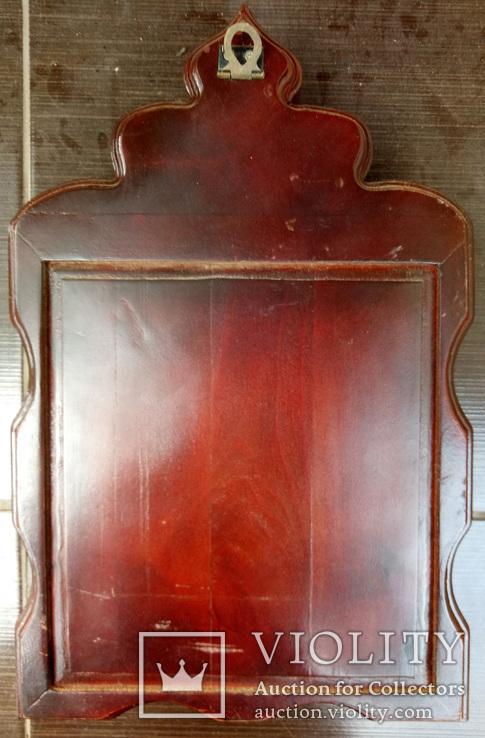 Старинная икона Святой Благоверный великий князь Александр Невский, фото №3