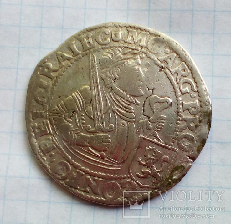 Талер Нидерланды пр.Утрехт 1620 года