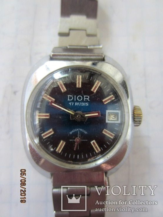 Dior 17 rubis shockproof, фото №2