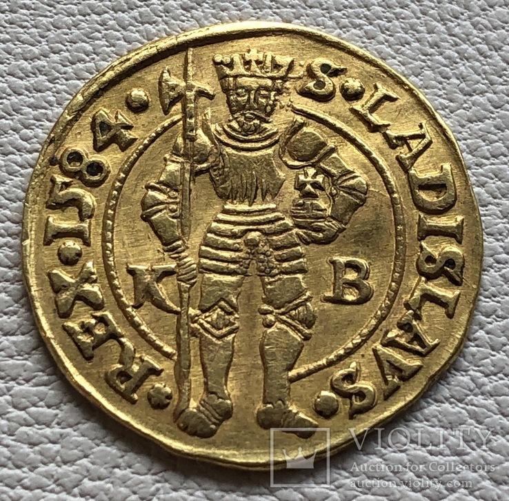 Дукат 1584 года