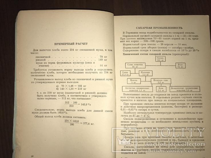 Пищевая Промышленность Советская Зона Оккупации Германии, фото №7