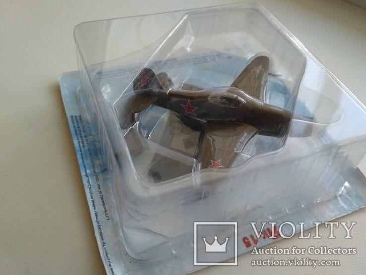Легендарные самолеты: ЯК-15, фото №4