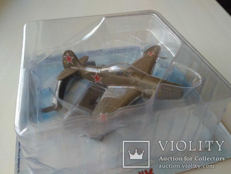 Легендарные самолеты: ЯК-15, фото №5