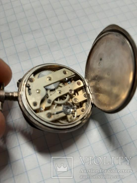 Часы карманные механические, фото №6