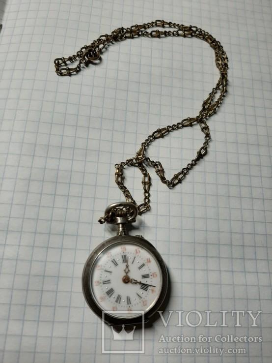 Часы карманные механические, фото №12