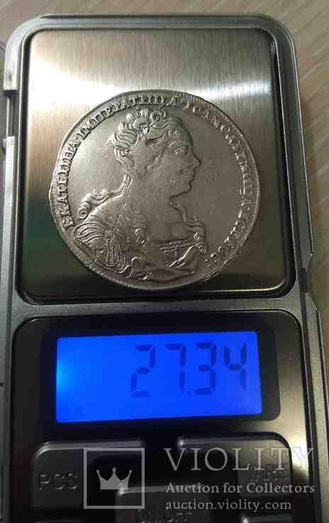Рубль 1726