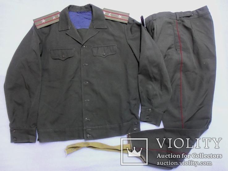 Форма командного состава РВСН СССР., фото №2