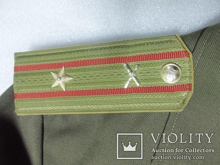 Форма командного состава РВСН СССР., фото №5