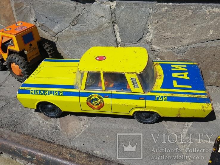 Автомобили жестяные, фото №6