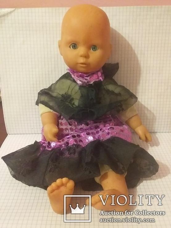 Кукла пупс времен СССР,  30 см., фото №2