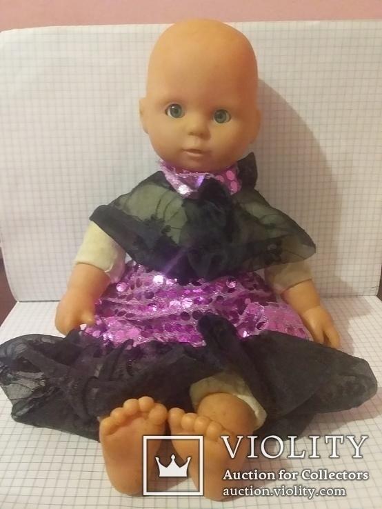 Кукла пупс времен СССР,  30 см., фото №9