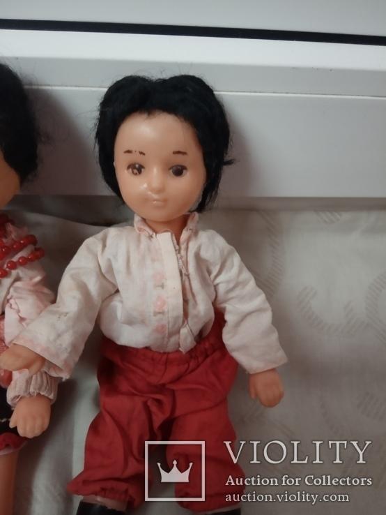"Сувенирные куклы Василинка и Ивасик: Фабрика игрушек ""Победа"", г. Киев, УкрССР, фото №10"