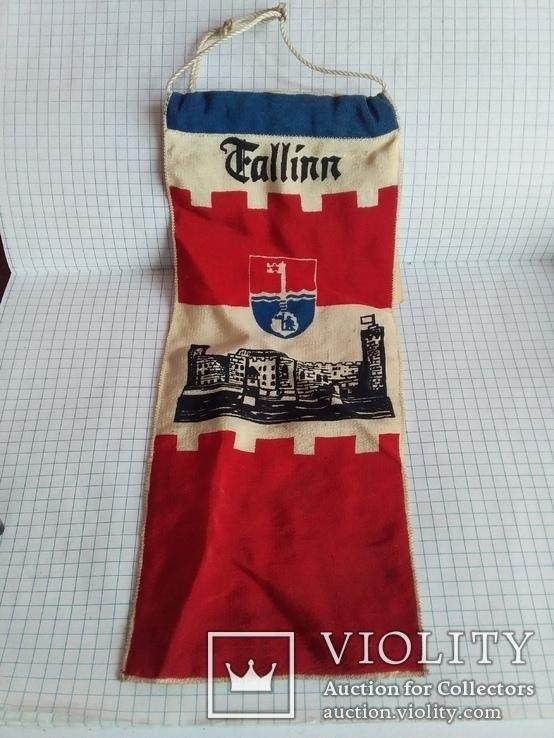 Вымпел   -  Tallinn - 1976 г., фото №3