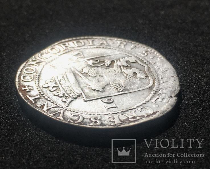 Рейксдальдер Соединённых провинций 1619 год., фото №5