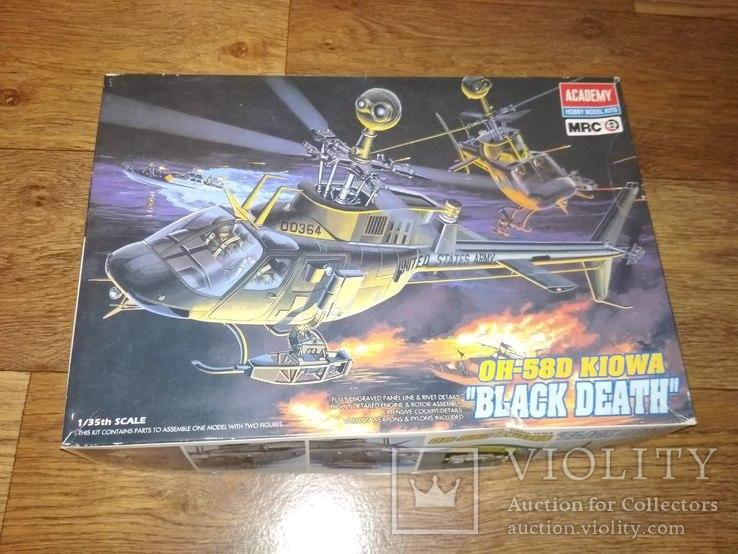 Academy 1/35 OH-58D Black Death