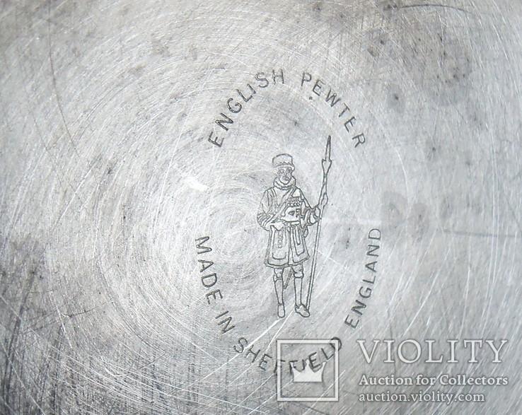 Кружка Ключ 18 на совершеннолетие. Шеффилд, Англия., фото №8