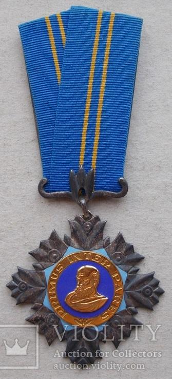 Оксфорд. Сертификат, знак., фото №3