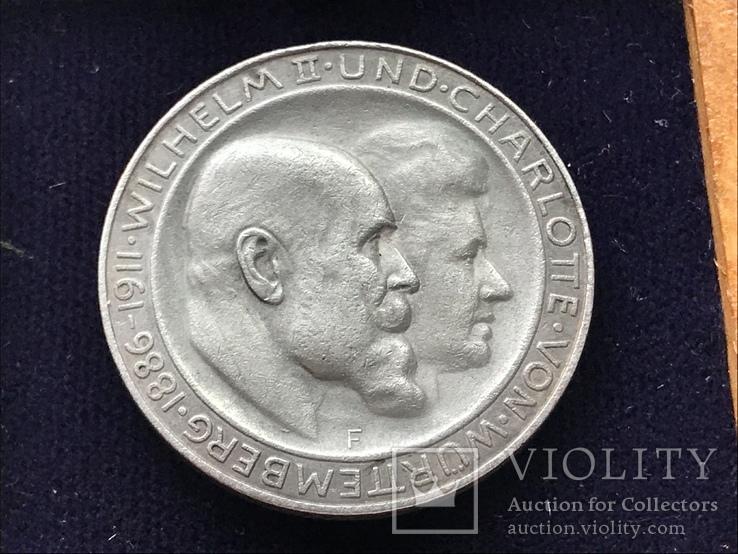3 марки 1911 год. Свадьба.