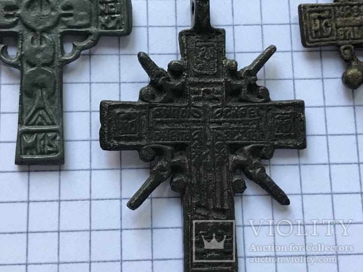 Кресты бронза., фото №4