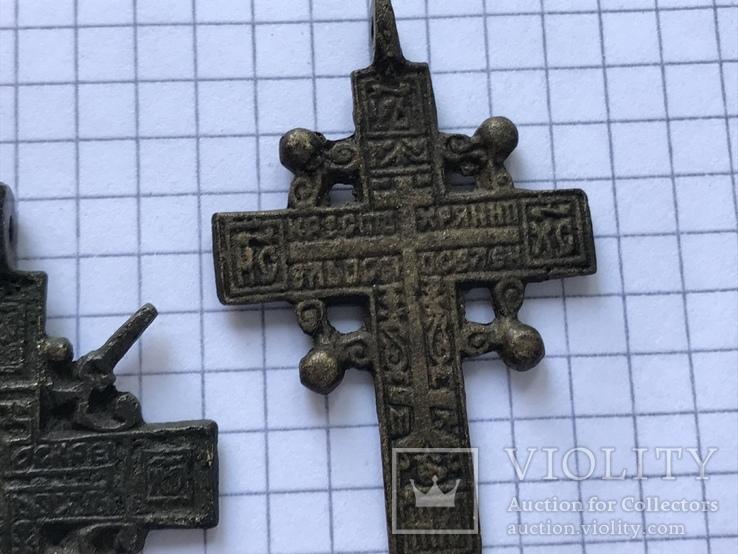 Кресты бронза., фото №5