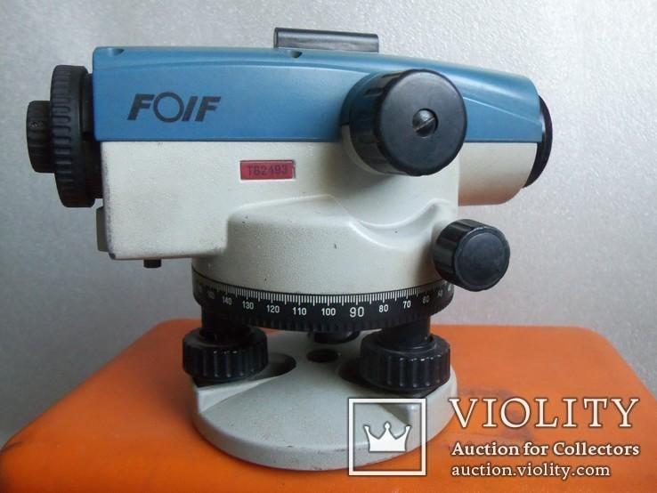 Мощный нивелир 32х прямого изображения Foif AL132., фото №6