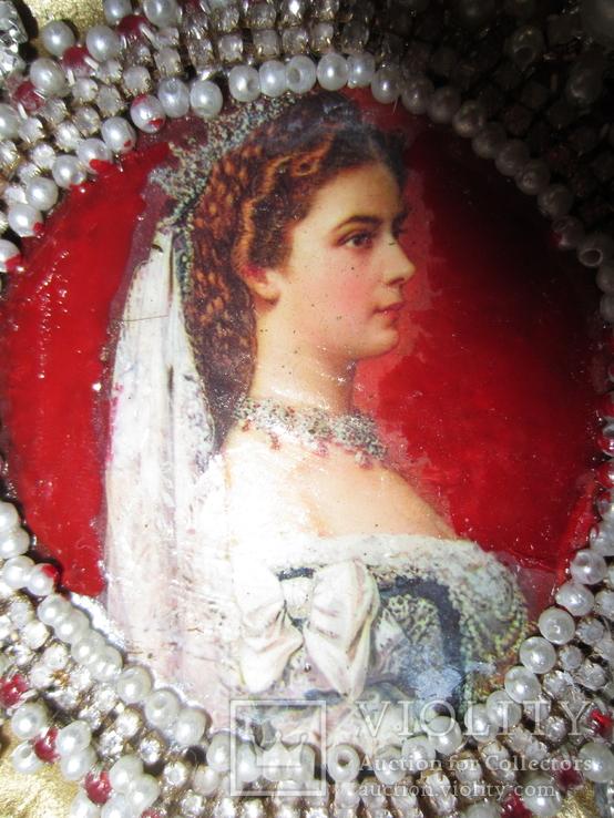 Портрет Елизавета Баварская - императрица Австрии (1837-1898), фото №3