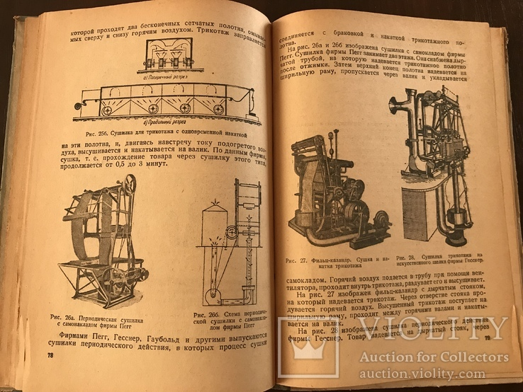 1936 Окрашивание и отделка искусственного Шелка, фото №12
