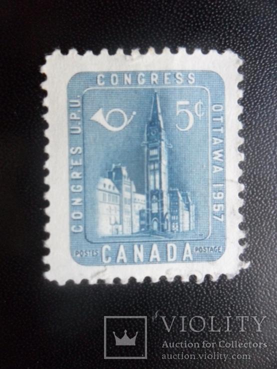 Британские колонии. Канада. Почтовый Конгресс., фото №2