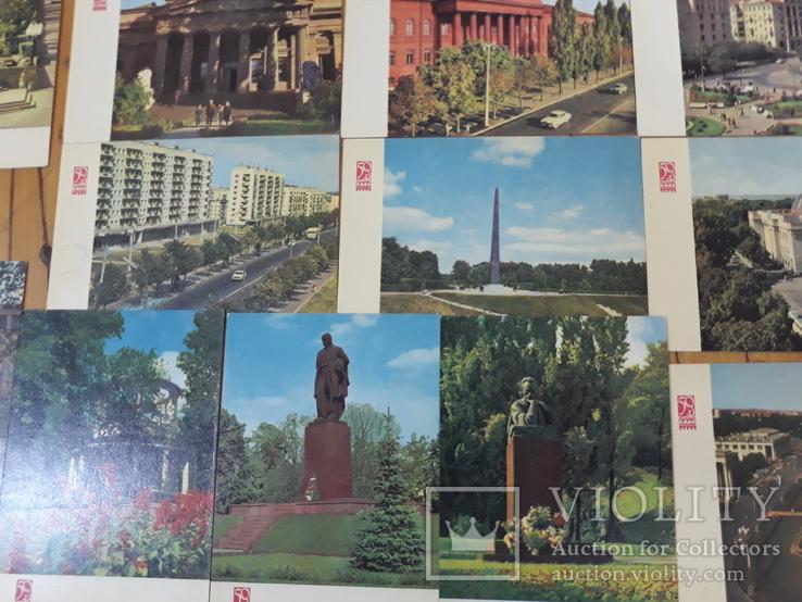 Київ. подборка открыток, фото №11