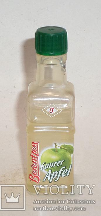 Коллекционная бутылочка 0.025л  Berentzen