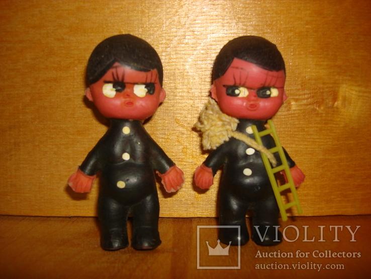 Куколки ГДР Трубочисты.