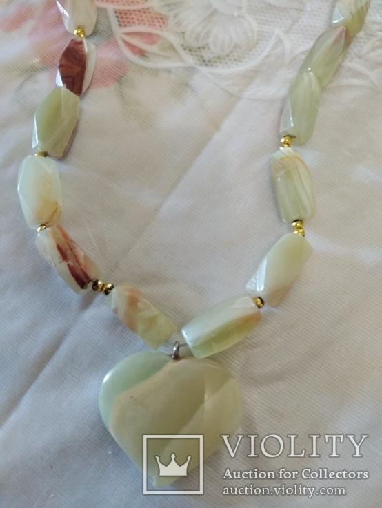 Ожерелье с Оникса, фото №4