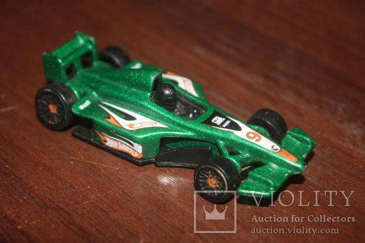 Hot Wheels F1, фото №3