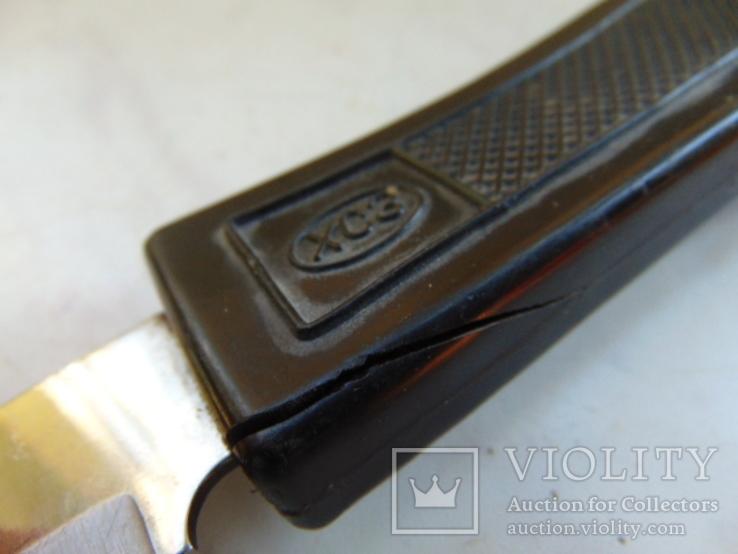 Нож туристический ХСЗ, фото №7