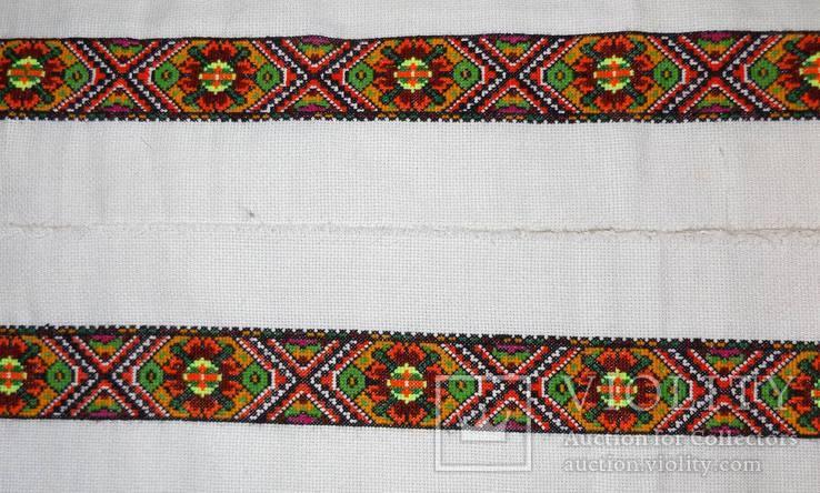 Гуцульська вишивка на чоловічу сорочку., фото №4