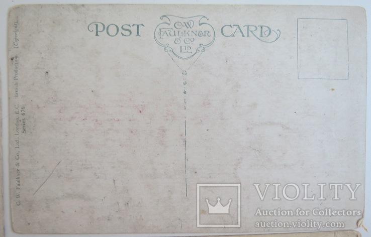 """Комплект открыток """"Лодки"""" 1900-х, фото №7"""